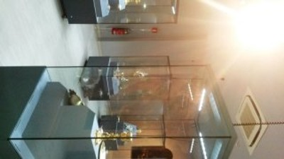 Sala 2- vetrine
