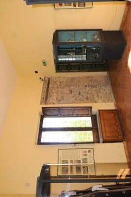 sala degli argenti 1° piano