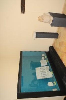sala della spilla piano terra (in completamento)