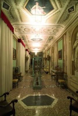 Galleria Pio VII o dei ritratti.