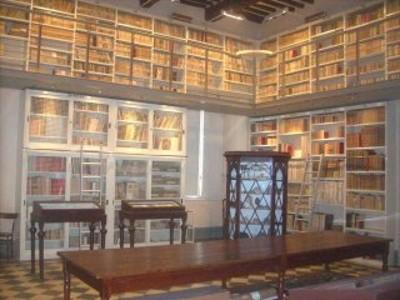Sala di lettura