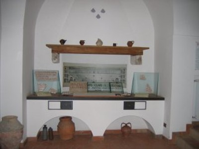 Sala delle Epigrafi Cristiane