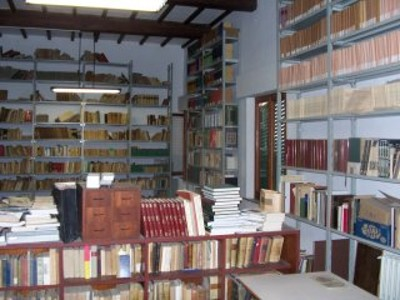 Biblioteca Fondo Moderno