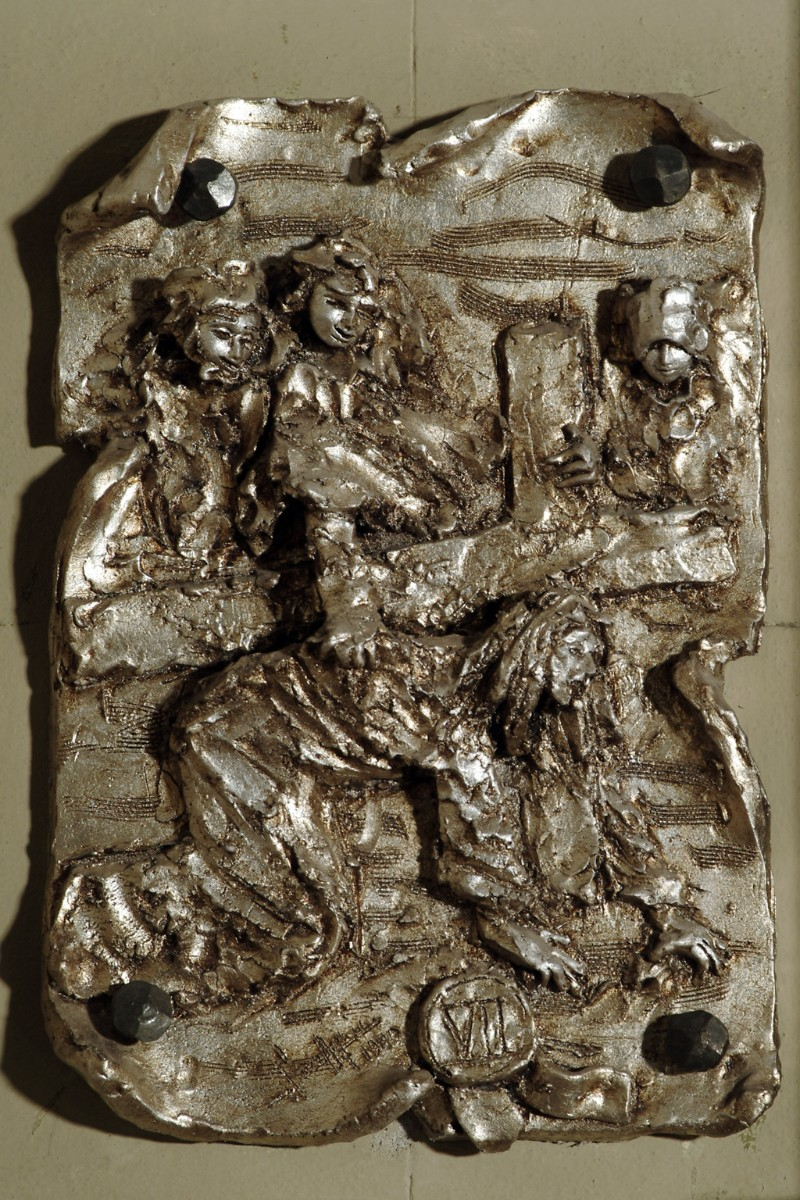 Agnini L. (1980), Gesù Cristo cade la seconda volta