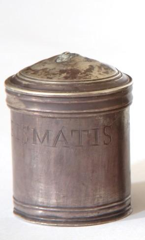 Bott. romana (1704-1710), Vasetto per Crisma
