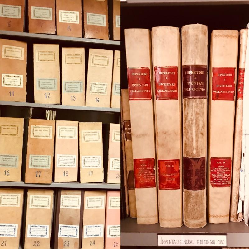 Fondo dell'Archivio generale arcivescovile <Bologna>