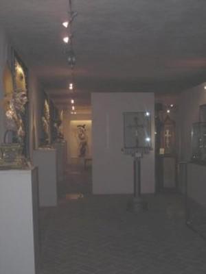 Piano Terra, Sala 1, Visuale d'insieme - lato nord