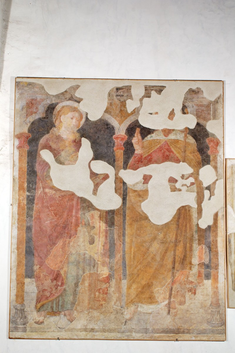 Ambito friulano sec. XV, Santi Filippo e Giacomo