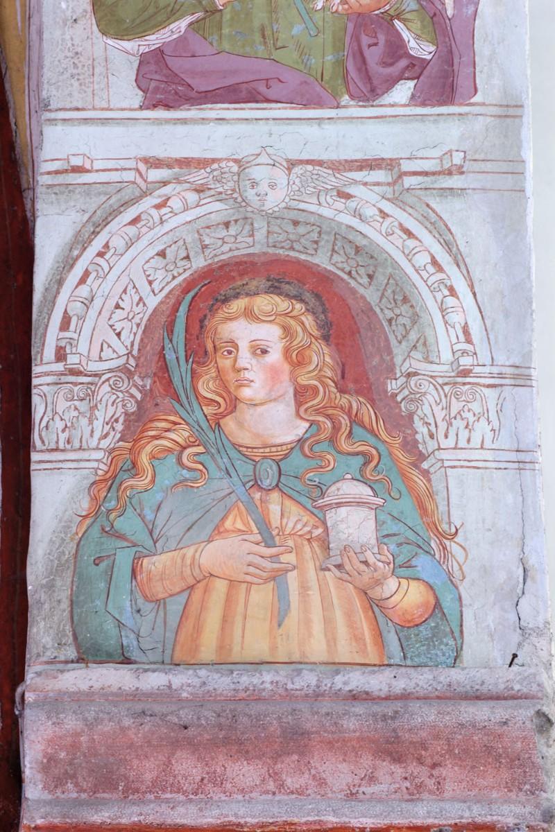 Del Zotto G. (1496), Busto di Santa Maria Maddalena