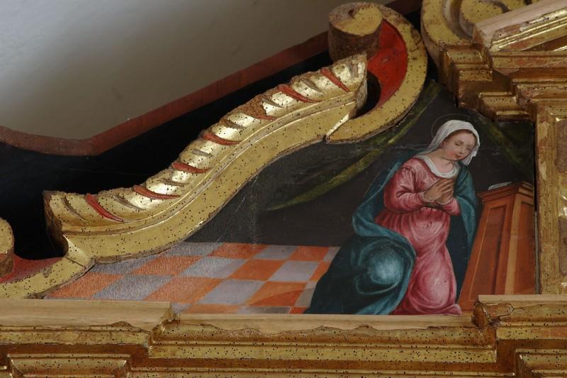 Agostini G.A. (1603), Maria Vergine annunciata