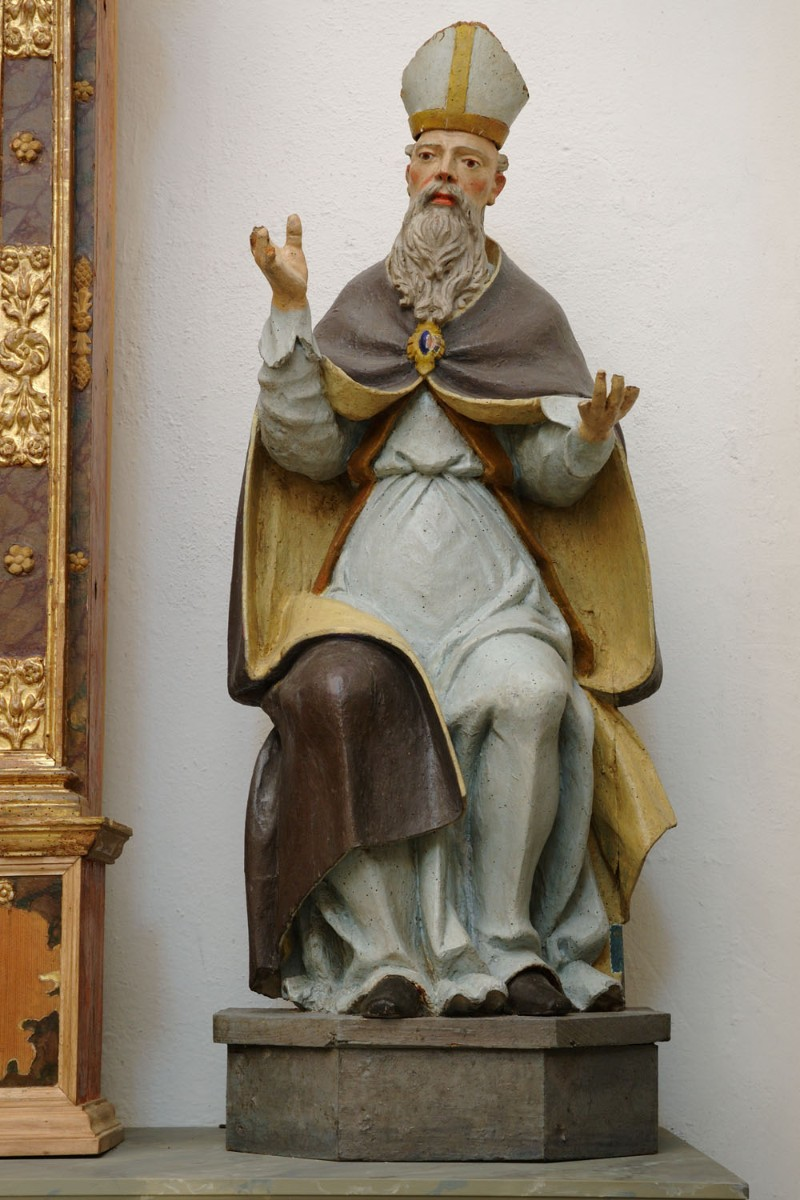 Agostini G. A. (1598), S. Nicola vescovo