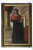 Triva A. (1651-1665), Ritratto del cardinale agostiniano Girolamo Seripando