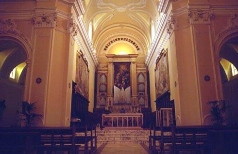 L'altare tridentino