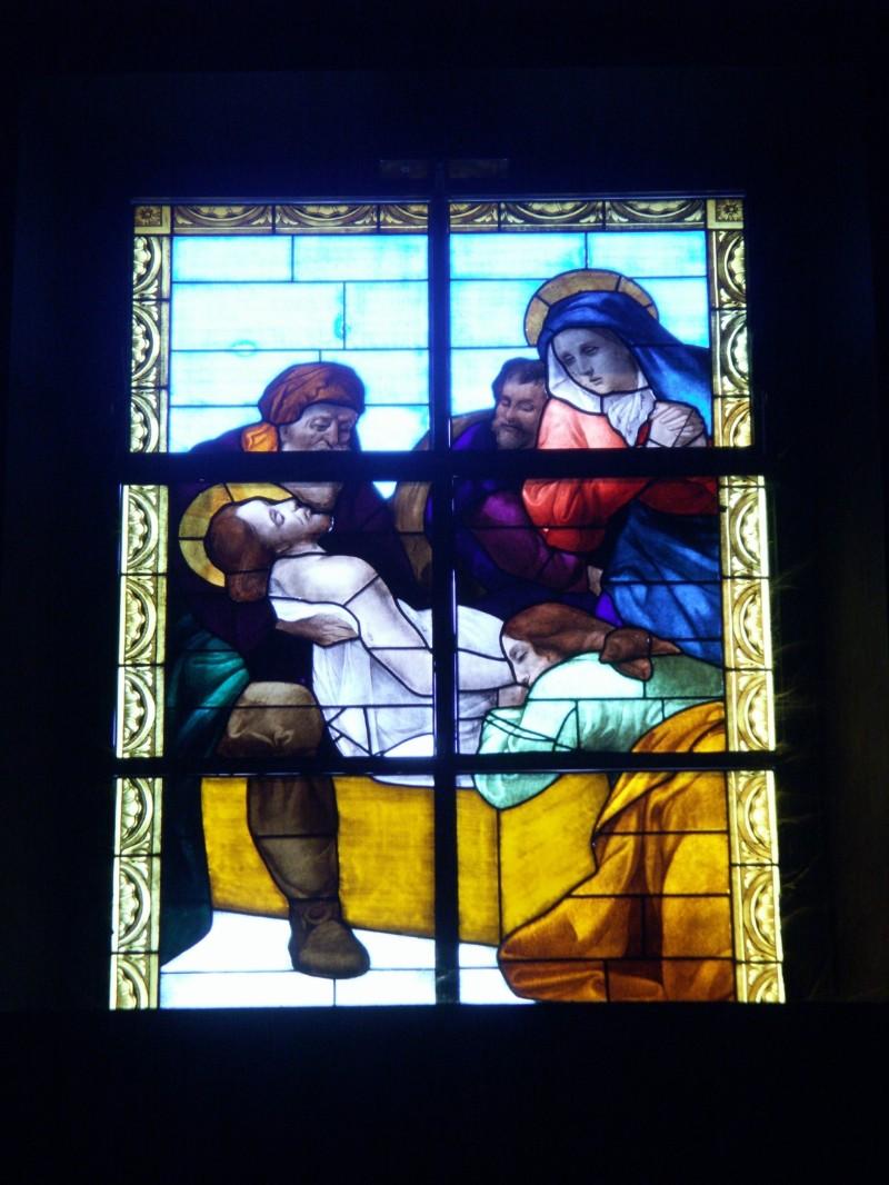 Albertella M. (1935), Gesù Cristo deposto nel sepolcro