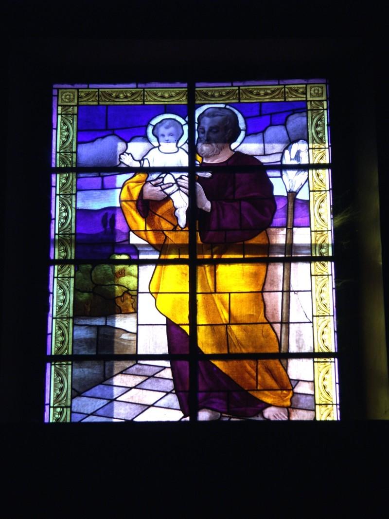 Albertella M. (1935), San Giuseppe e Gesù Bambino