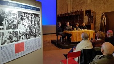 Conferenza Magistero e stile di papa Francesco nel quarto anniversario della sua elezione (13/3/2017)