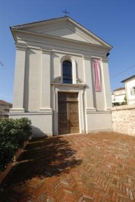 Vista della facciata dello Spazio San Giovanni