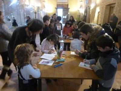 Laboratorio didattico Baldino, Gandolfino e i segreti di San Giovanni (16/02/2014)