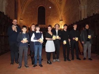 Giovani esecutori astigiani in concerto: Giornate Nazionali dei Musei Ecclesiastici (8/3/2015)
