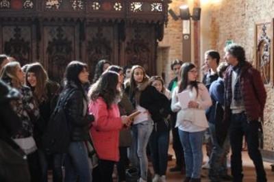 Progetto didattico Wikipedia va a scuola con due classi dell'Istituto Quintino Sella di Asti (20/3/2015)
