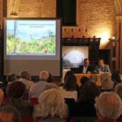 Conferenza Materiali e colori delle cascine storiche del Monferrato (3/5/2018)