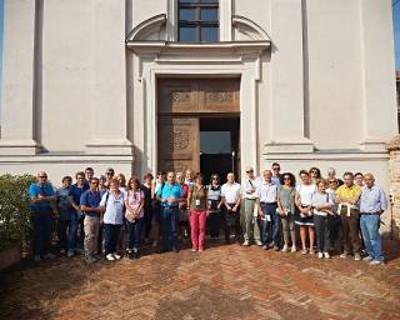 Visita guidata con i volontari della Diocesi di Tortona (15/9/2018)