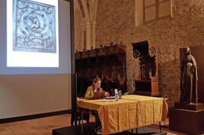 Conferenza Le formelle lignee del Museo Diocesano (19/5/2017)