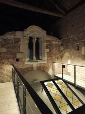 Il Percorso Archeologico dei Sottotetti
