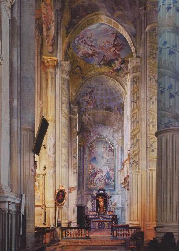 La cappella dell'Epifania