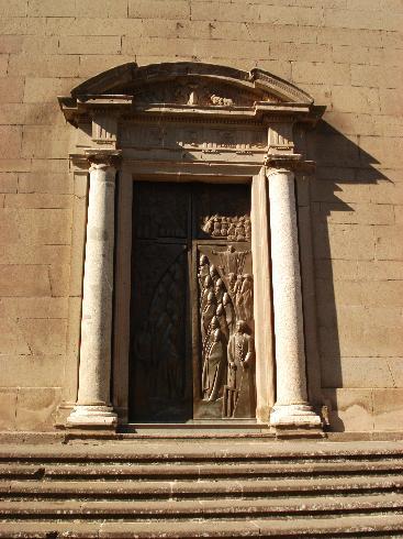 Il portale di ingresso