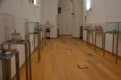 Le Sale del Seminario, la collezione archeologica
