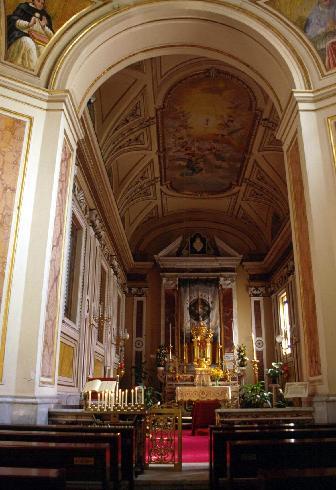 La cappella feriale