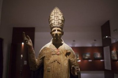 Statua lignea di S. Gerlando