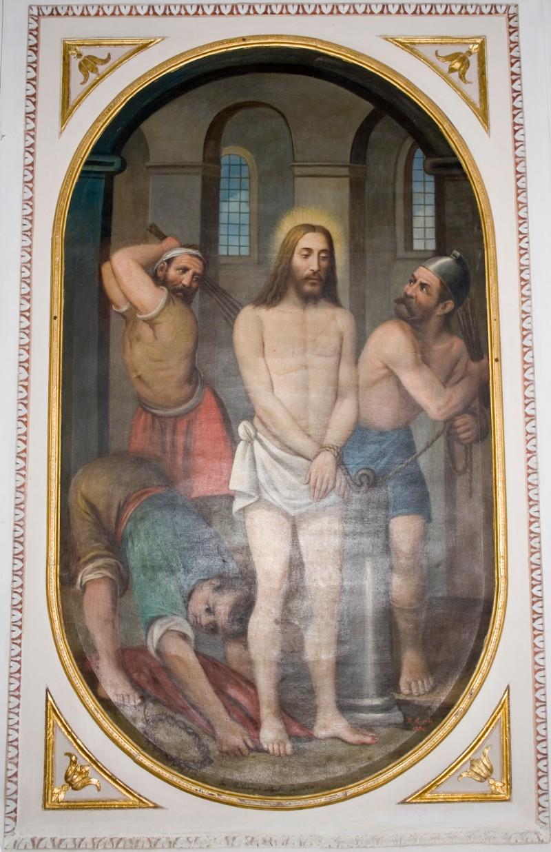 Accardi R. (1904), Flagellazione di Cristo