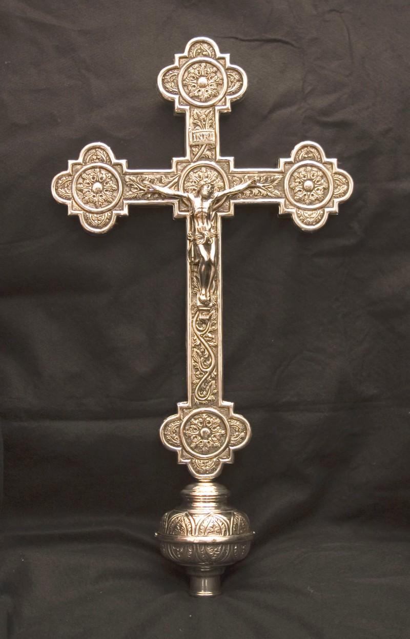 Amato A. (2006), Croce processionale