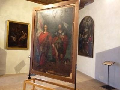 Sala 16 - Pinacoteca