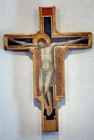 Il Crocefisso di Giotto
