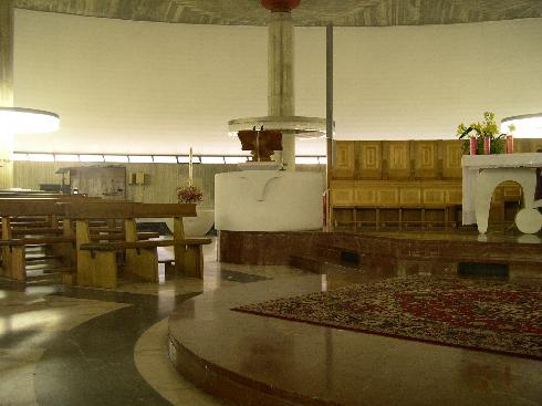 L'ambone della cattedrale