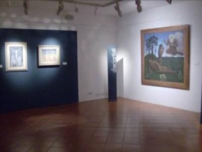sala espositiva 1