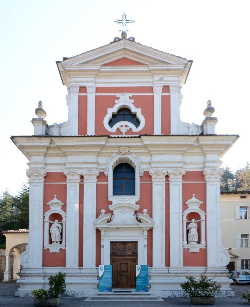 Santuario della Madonna del Monte <Rovereto>