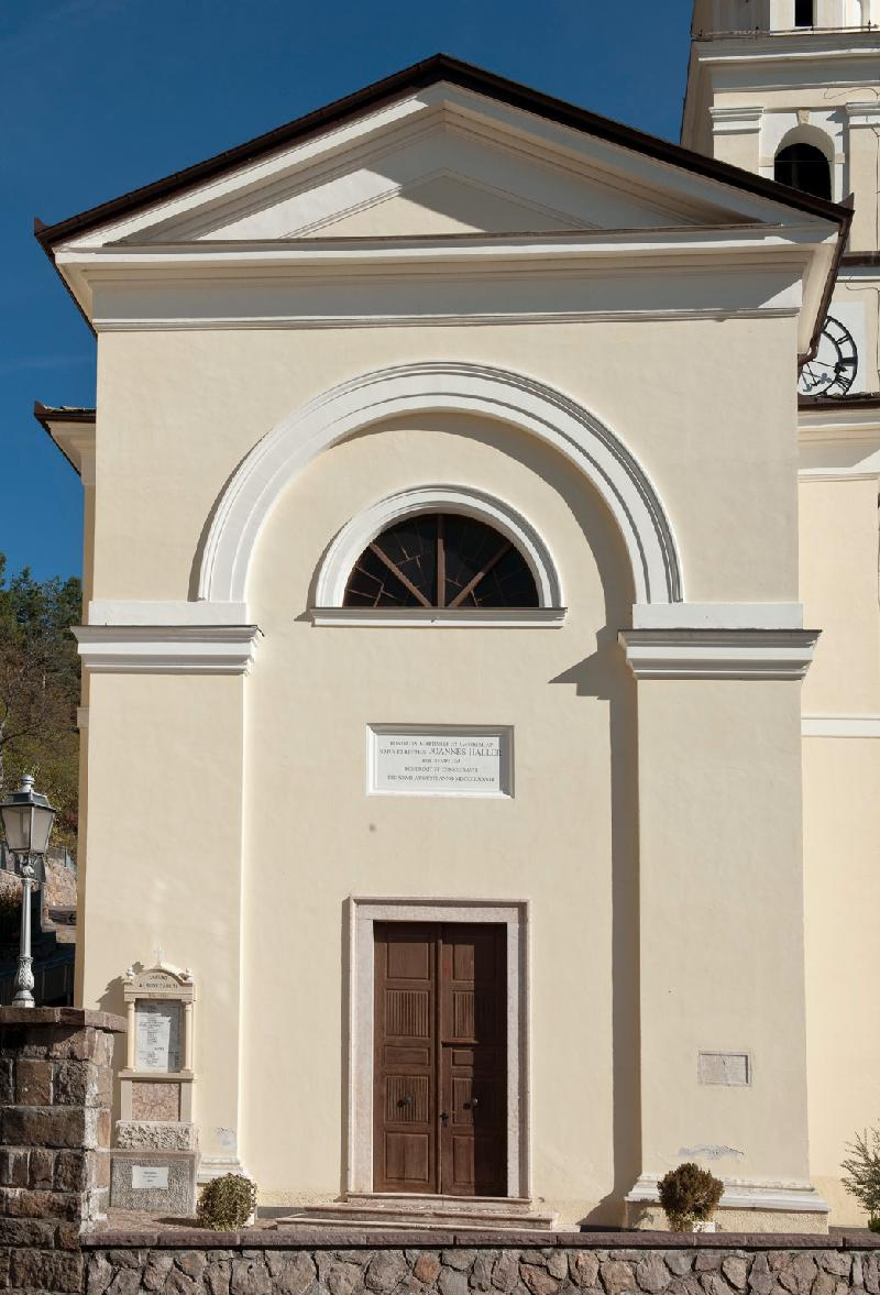 Chiesa di San Martino <Grauno, Altavalle>