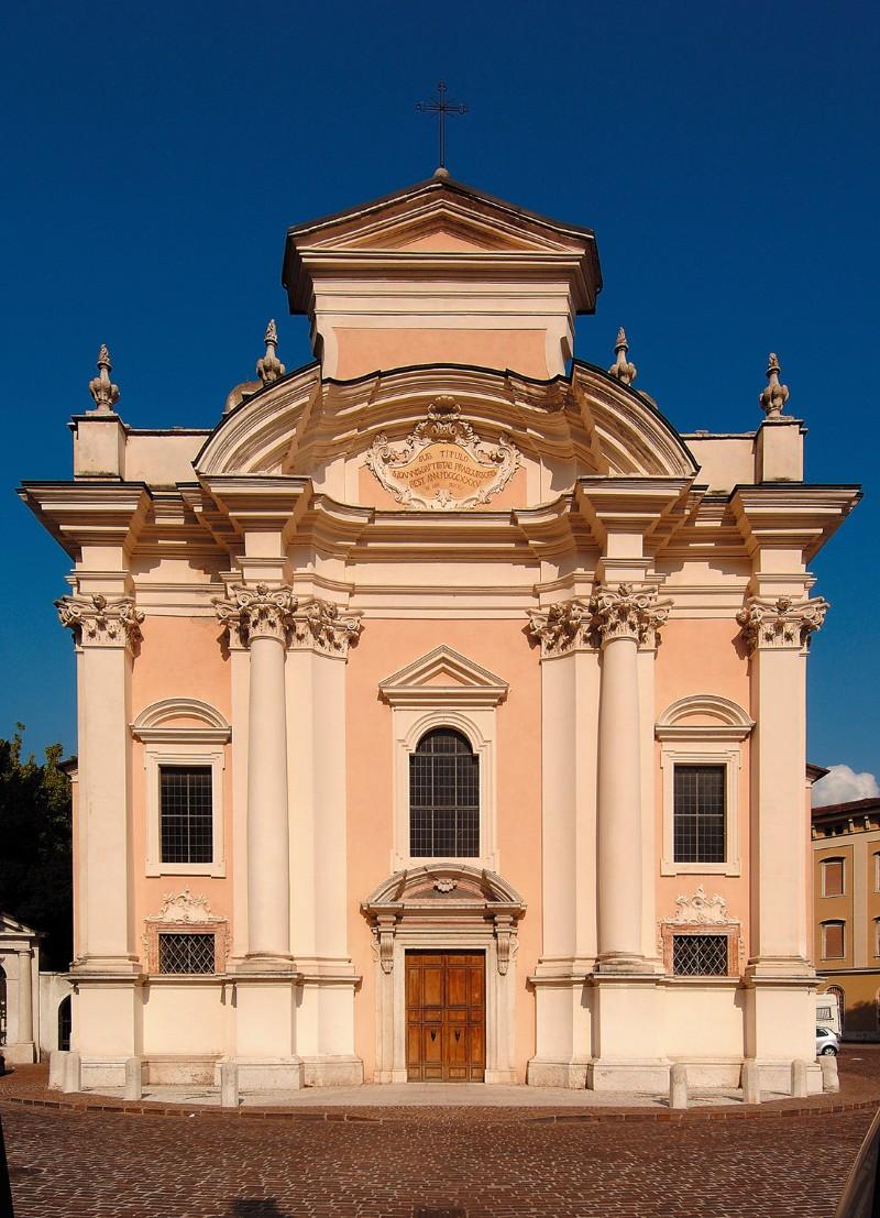 Chiesa di San Giovanni Battista <Sacco, Rovereto>