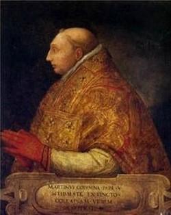 Papa Martino V