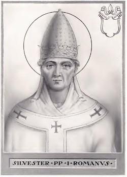 Papa SilvestroI