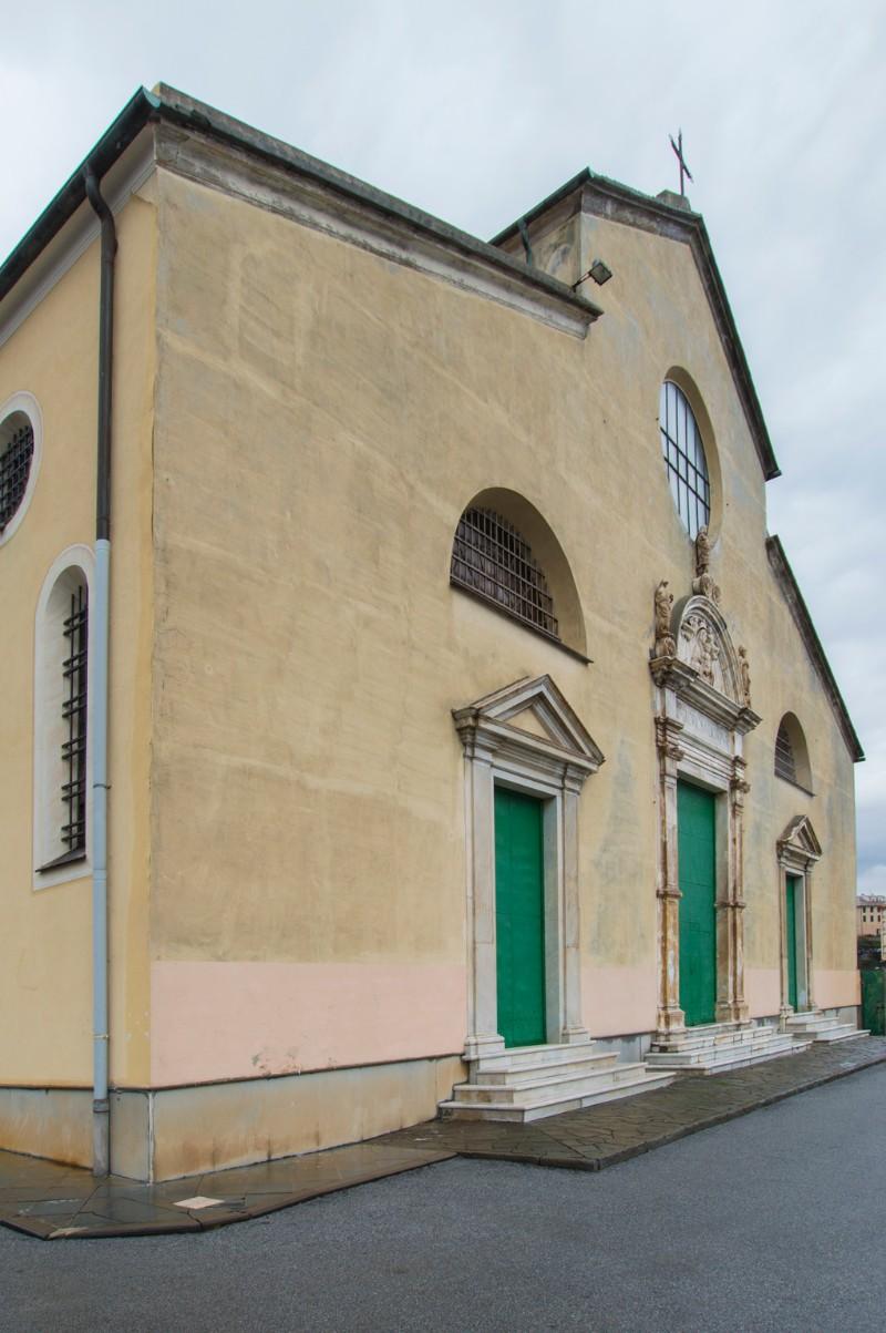 Chiesa di Santa Maria e di San Michele Arcangelo <Genova>