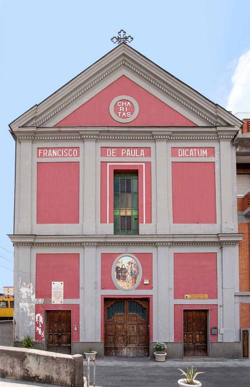 Pagani | Chiesa di San Francesco di Paola <Pagani> - it