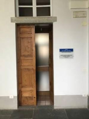 Ingresso dell'Archivio