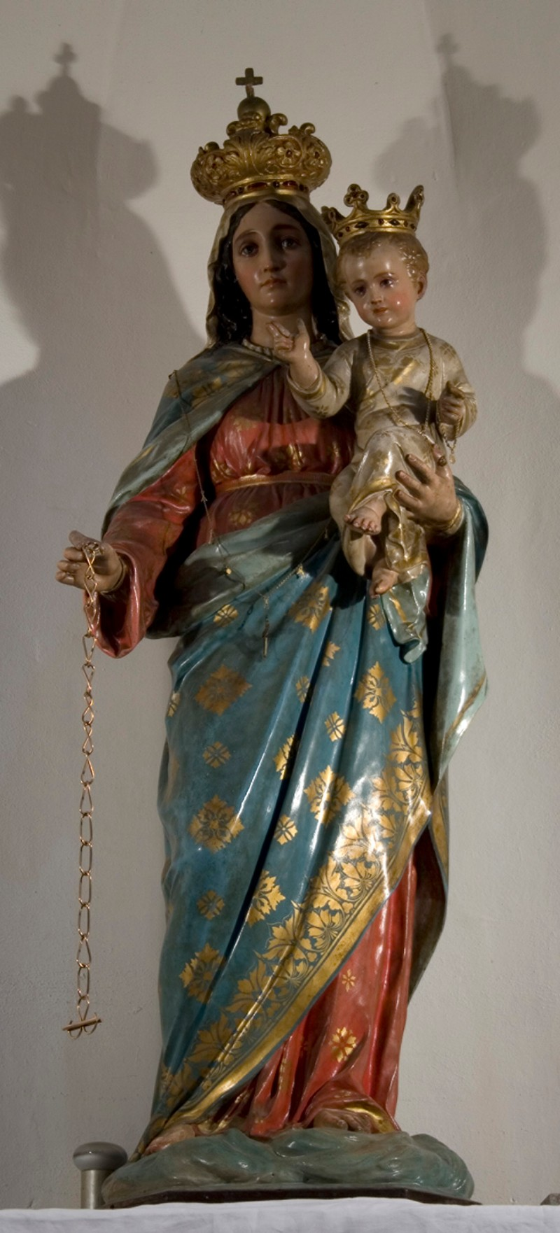 Ambito palermitano sec. XX, Madonna della Catena