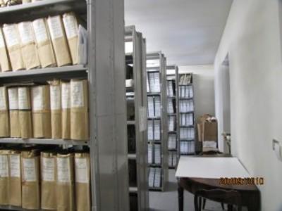 Sala archivio
