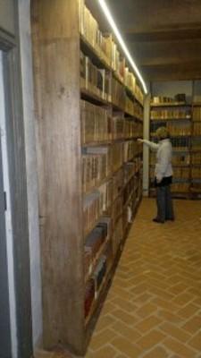 Sala 76 del Palazzo, Biblioteca Diocesana, fondi San Nicola